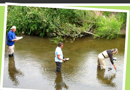 river quality monitoring